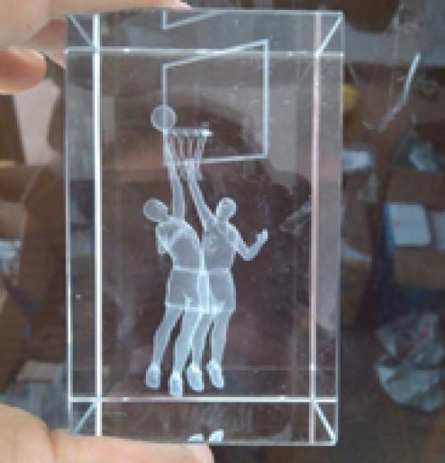 3D Bóng rổ